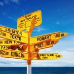 Mon rêve serait de voyager