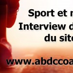 Sport et motivation : interview d'Arthur du site abdccoaching.com