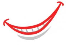 garder le sourire
